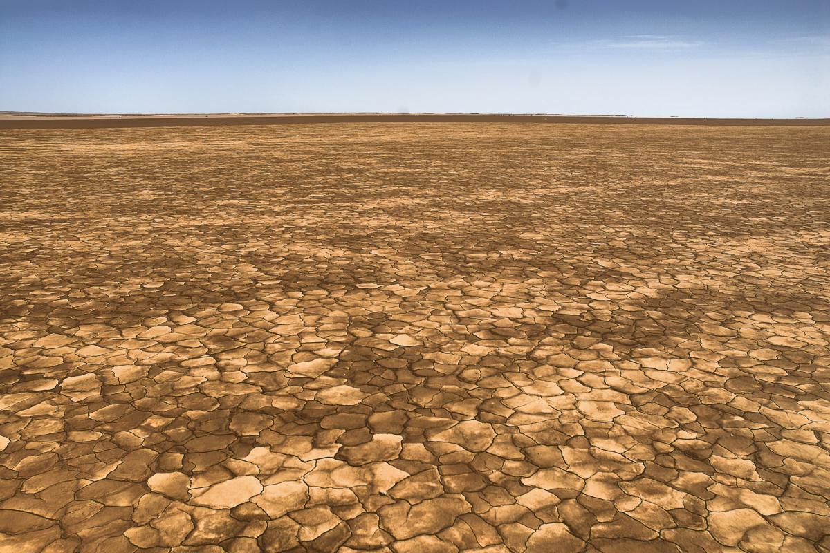 Al-Rweished Desert, Jordan